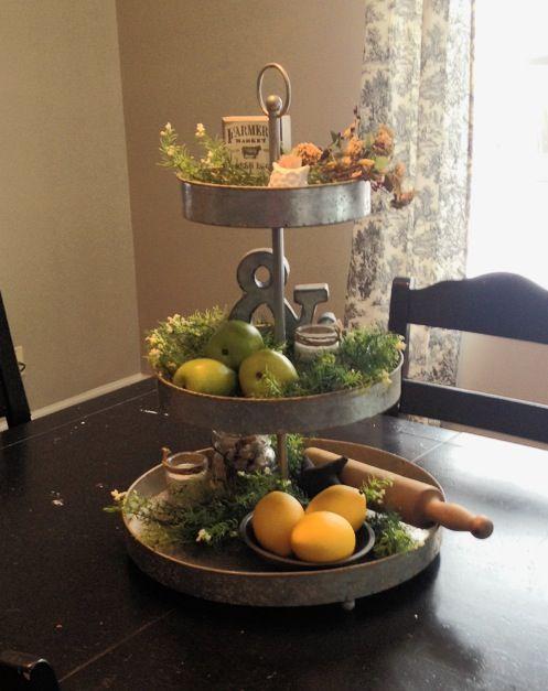 Cake Stand Kitchen Art : Aleja Kwiatowa - blog wn?trzarski - dekoracje do domu ...