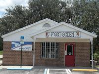 Oficina de correos en Fort Ogden