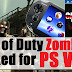 Call of Duty Zombies Leaked For the PS Vita?