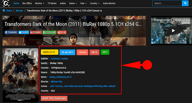 cara download film di ganool menggunakan idm