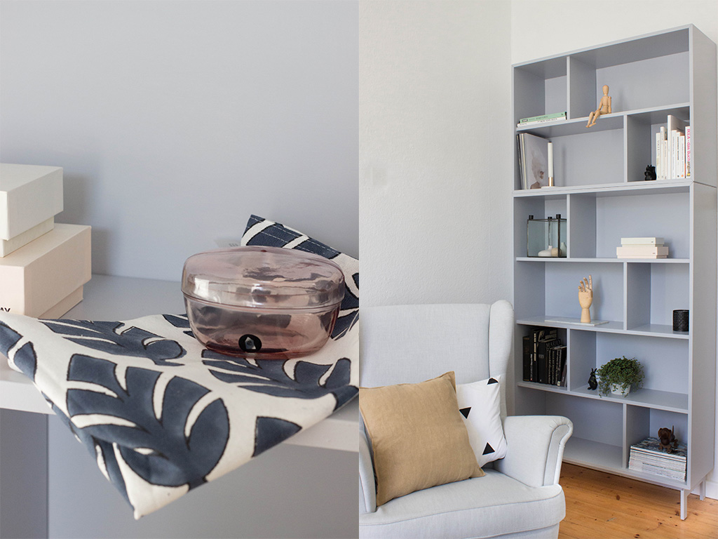 IKEA Hack: Valje Regal & Ikea Mbel streichen | Maditas ...