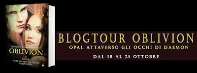 BlogTour: Oblivion/Opal attraverso gli occhi di Daemon - Playlist