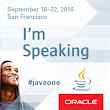 Lightbender at JavaOne 2016
