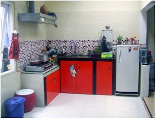 memilih keramik untuk dinding dapur