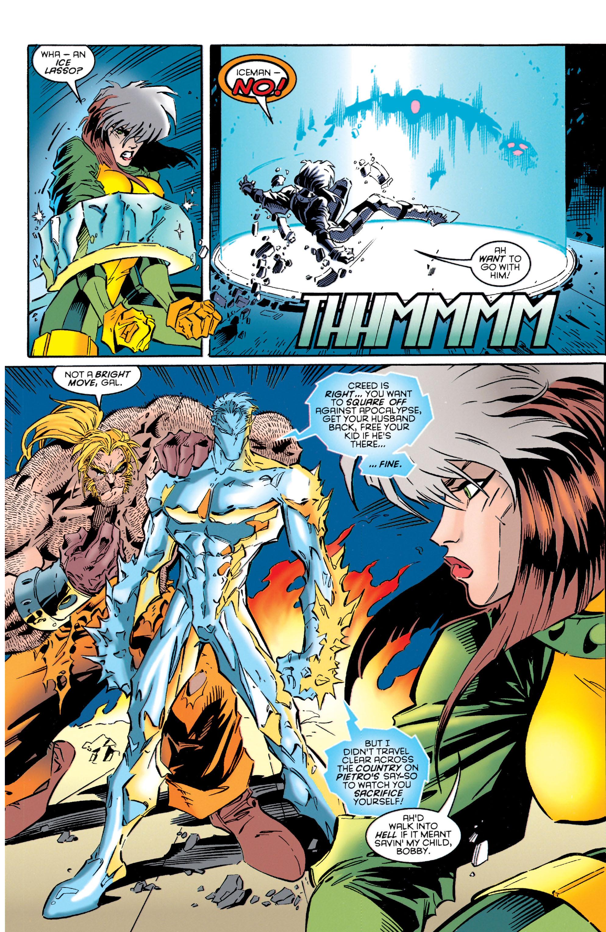 Read online Astonishing X-Men (1995) comic -  Issue #4 - 20