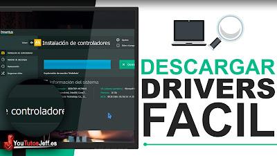 como descargar y actualizar drivers windows
