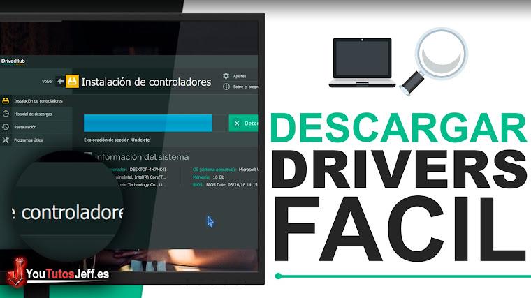 Descargar y Actualizar Drivers Windows 10, 8, 7 - Tener Siempre Actualizado Drivers