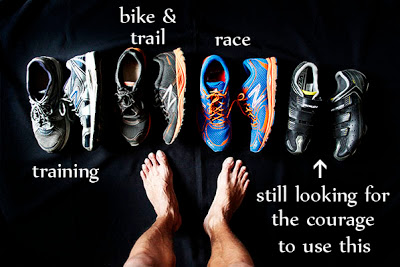 triathlon shoes