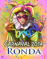 Carnaval de Ronda 2014 - Magia de colores - Rubén Valle