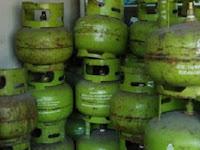 Penyebab kekurang LPG 3kg di Sekadau dikarena ada kenaikan LPG 12kg