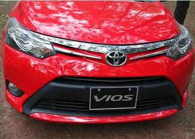 toyota vios9 3 -  - Vios E và G : Mẫu xe nào dành cho bạn ?