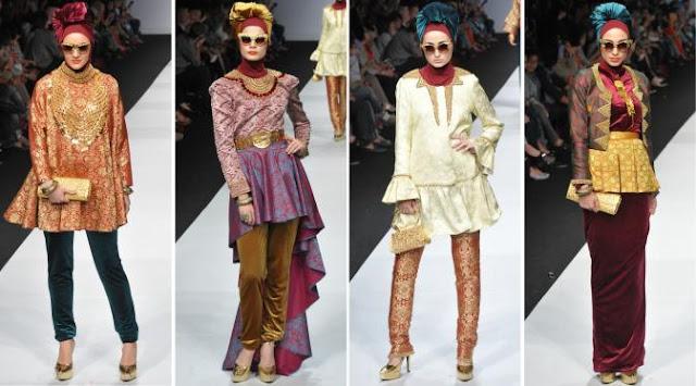 Fashion Masa Kini Batik dan Kombinasinya