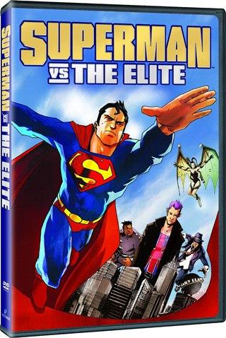 Superman vs La Élite DVDRip Español Latino