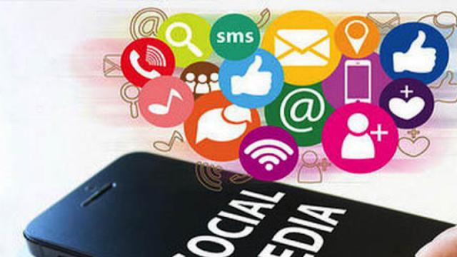 dosa media sosial