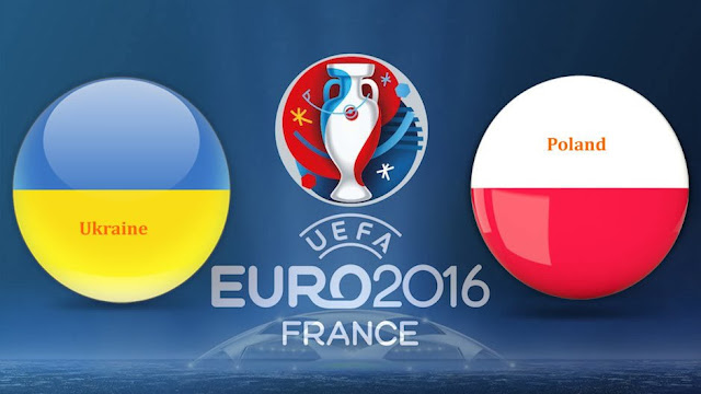 LIVE SCORE EURO: Hasil Ukraina vs Polandia Prediksi Skor dan Jadwal Piala Eropa 2016 RCTI