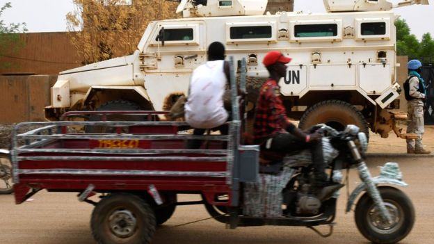 Mali violence: Nigerian peacekeeper killed in Timbuktu