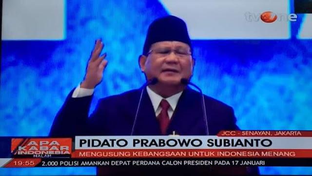 5 Fokus Program Dorongan Besar Prabowo Jika Jadi Presiden