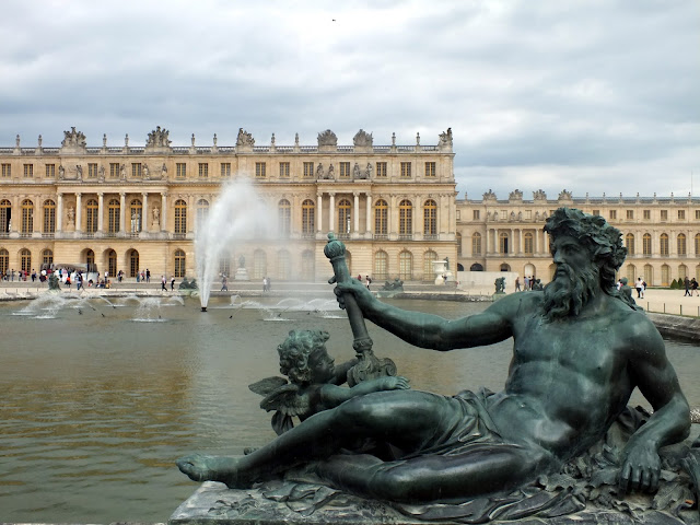 El Palacio de Versalles, visita de 1 día