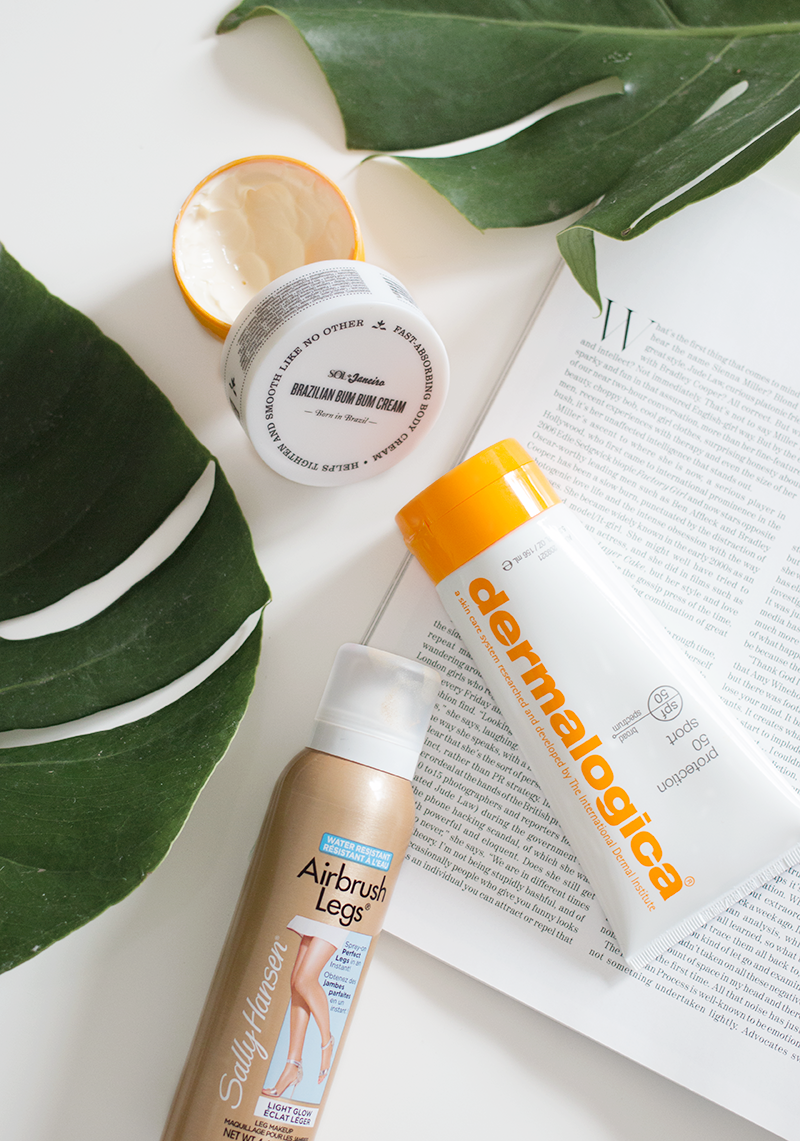 3 Summer Skin Essentials