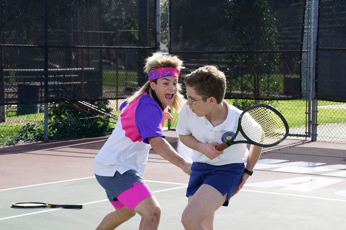 The Goldbergs - Season 4 Episode 13: Agassi