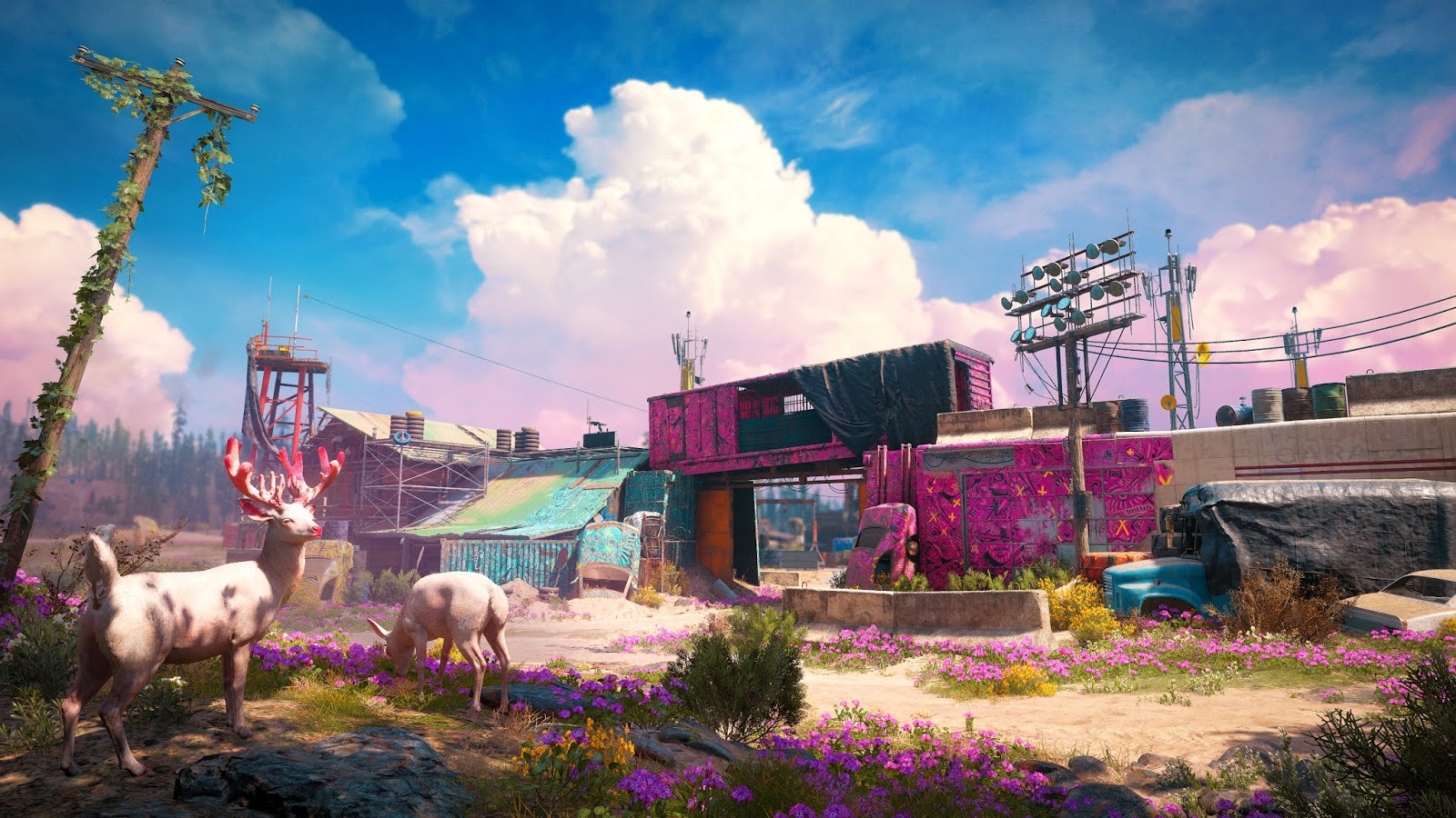 FAR CRY NEW DAWN screenshots