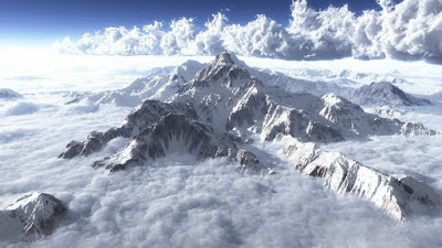 Daftar 10 Puncak Gunung Tertinggi di Dunia