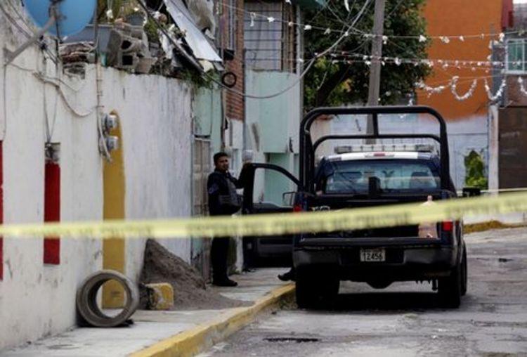 Enfrentamiento entre presuntos sicarios y policías deja cuatro gatilleros abatidos en Veracruz