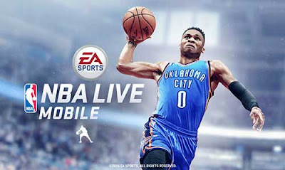 NBA LIVE Mobile Basketball Apk for Android Online