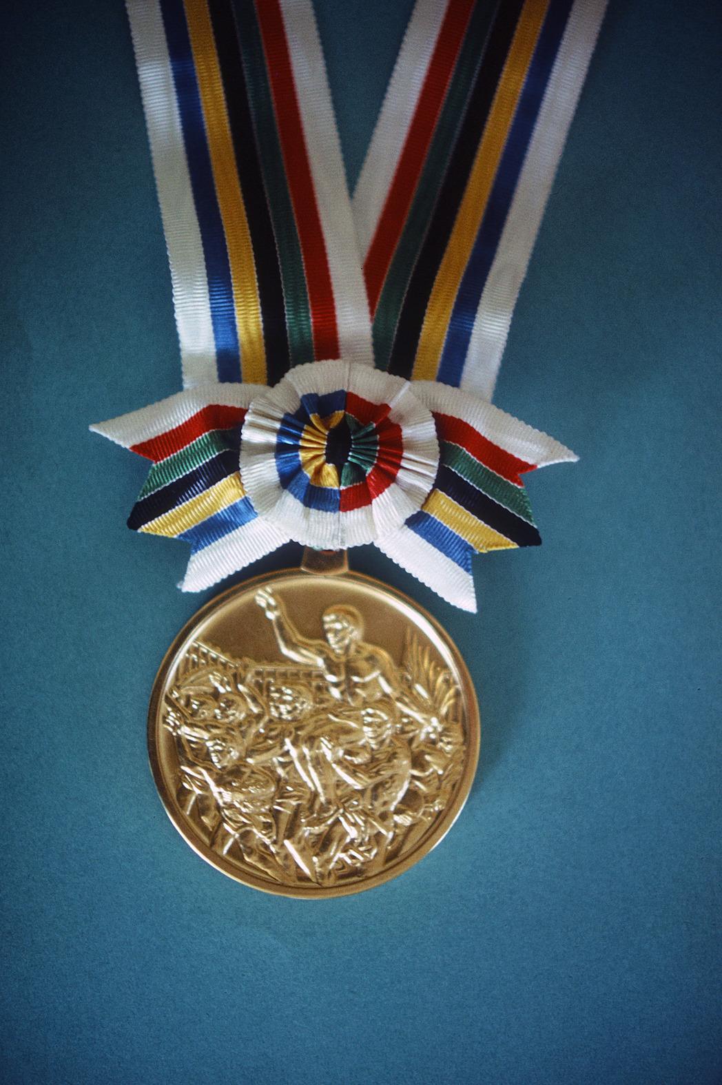 Inside the Bullseye: Gary's First Olympic Gold Medal 1964