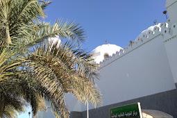 Catatan Haji #4: Masjid Quba, Kebun Kurma dan Pesta Ruthab