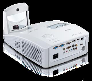 Canon LV-WX300USTi driver download Windows