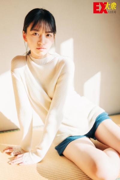 Saya Kanagawa 金川紗耶, Ex-Taishu 2019.12 (EX大衆 2019年12月号)