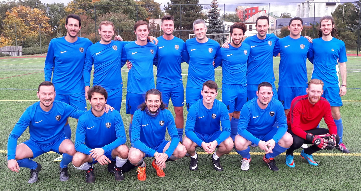 The Taverners Prague F.C.