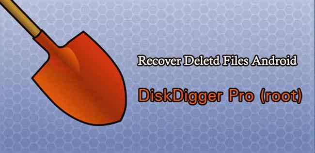 diskdigger pro root