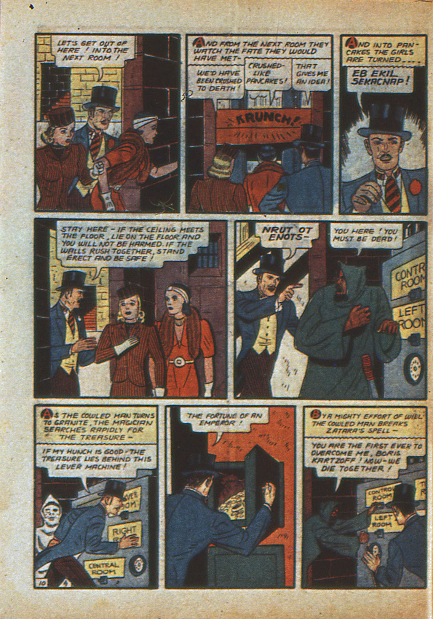 Read online Action Comics (1938) comic -  Issue #23 - 65