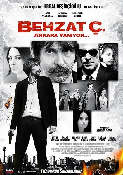 Behzat C.: Ankara Yaniyor (2013) ταινιες online seires oipeirates greek subs