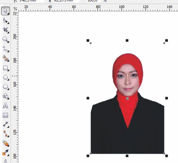Cara Mengganti Background Foto dengan Cepat di CorelDRAW | Belajar CorelDRAW