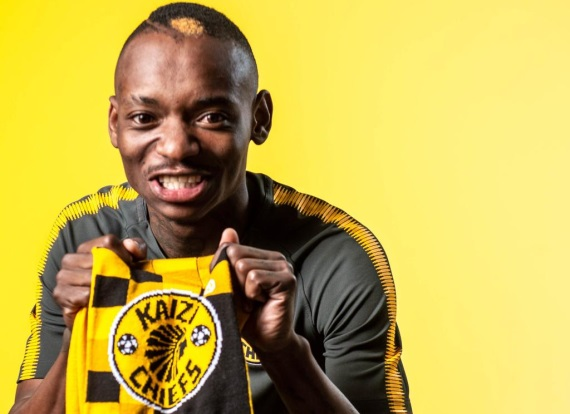 Kaizer Chiefs star Khama Billiat