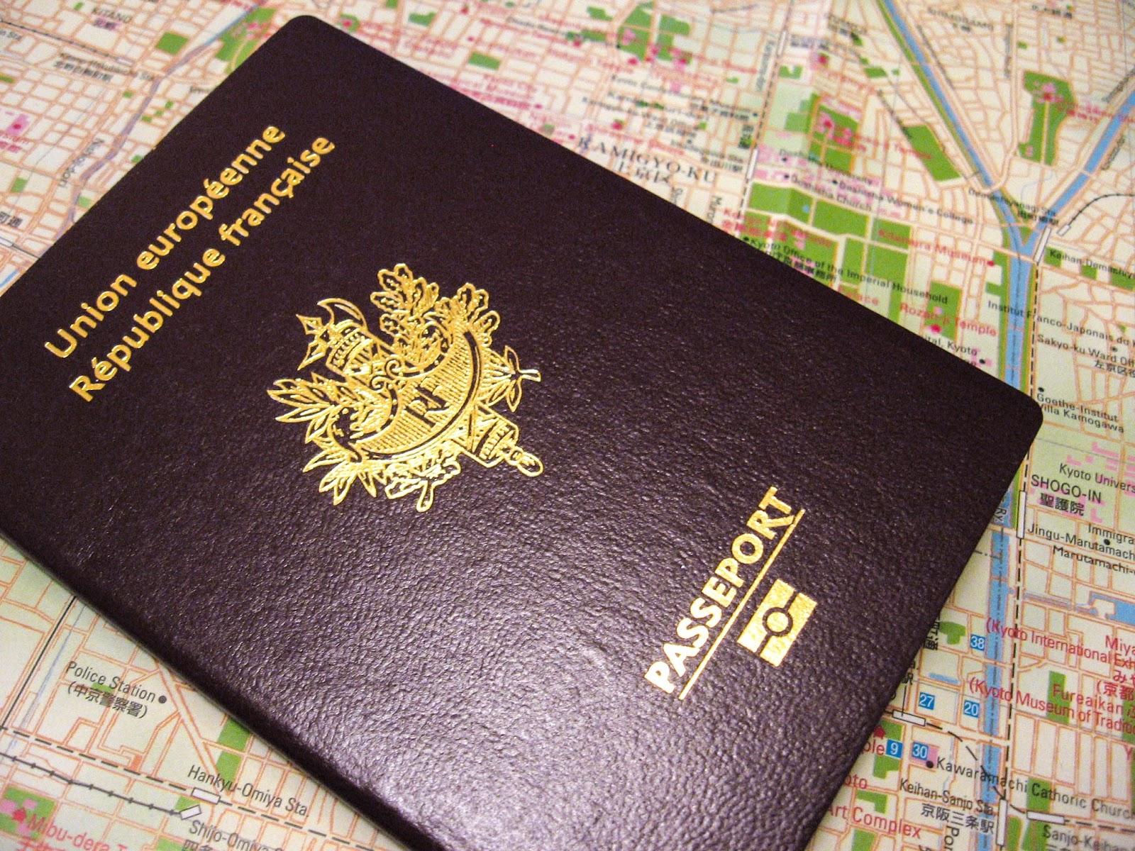 zoom passeport français