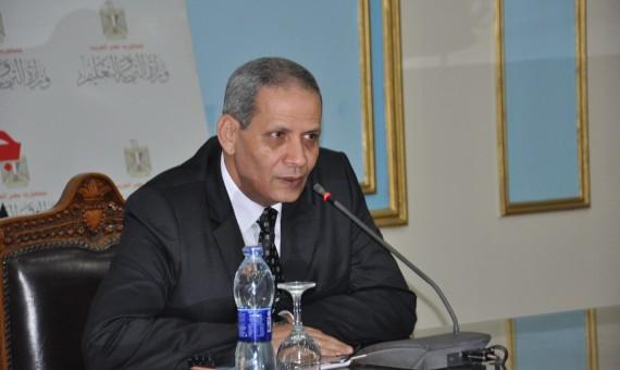 """""""الهلالي"""" يندب رئيسًا جديدًا لإدارة """"معالجة التسرب التعليمي"""""""