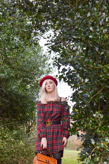 How To Style Tartan With A French Twist