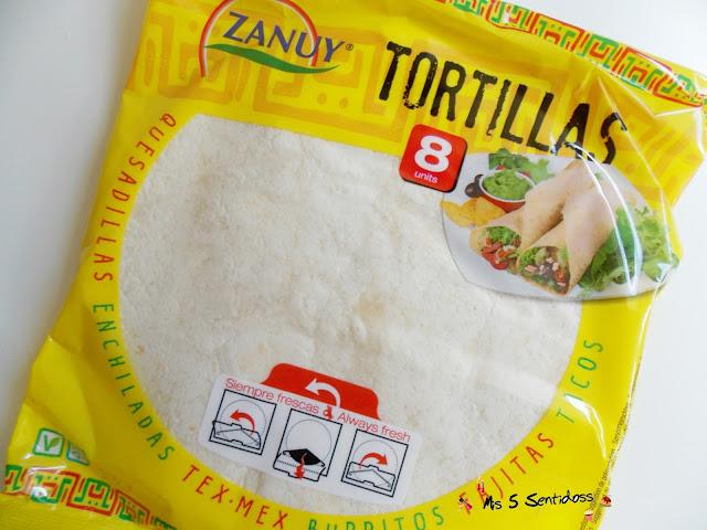 Zanuy tortillas