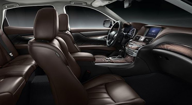 2017 Infiniti QX70 Limited Editions Interior