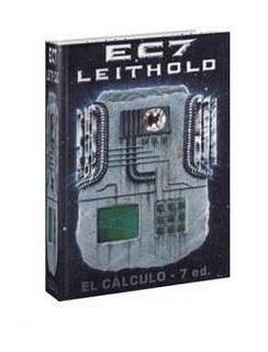 Cálculo, 7ma Edición – Leithold