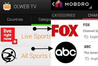 olweb tv android app no longer allow you stream your favourite football matches see what to do