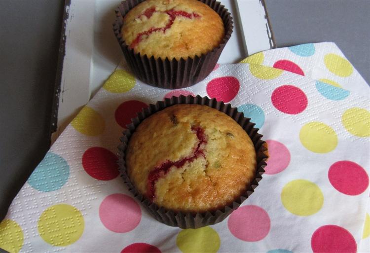 Erdbeer-Cupcakes 2
