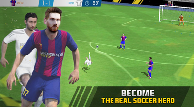 Soccer Star 2018 Top Leagues Apk Mod v1.2.1 Unlimited Money Terbaru