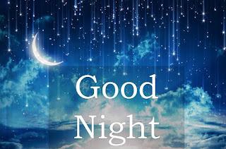 HD Moon Good Night Wallpaper