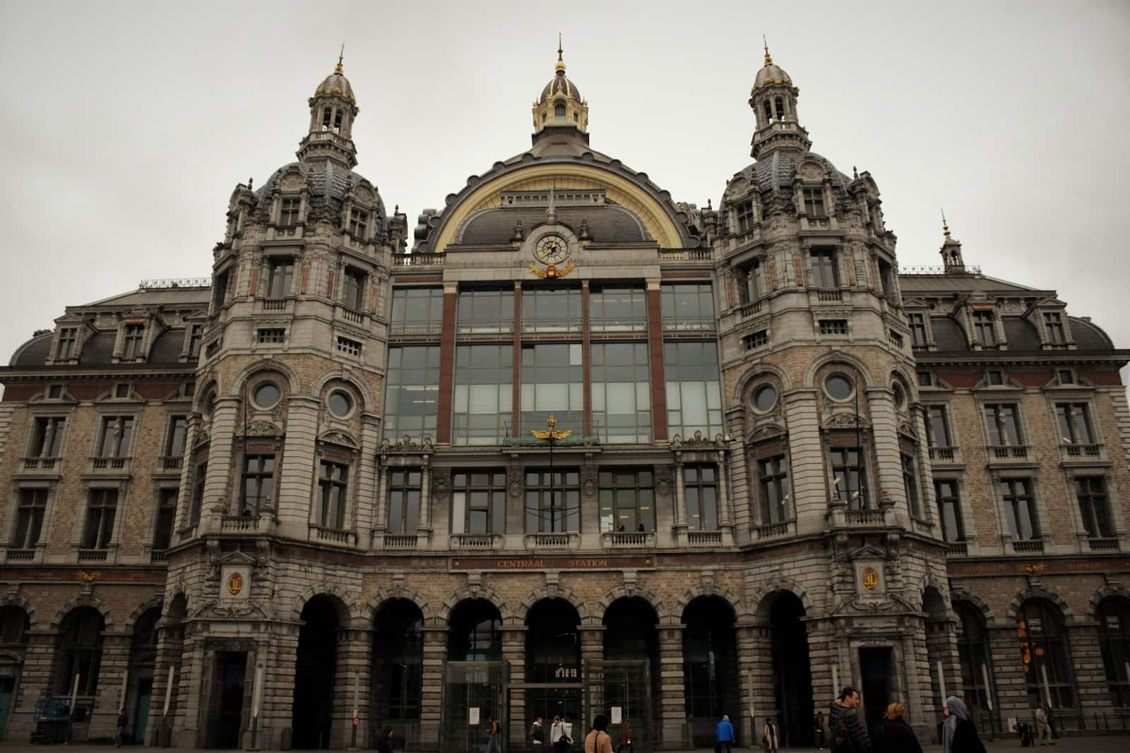 Free Things to do in Antwerp | Central Station