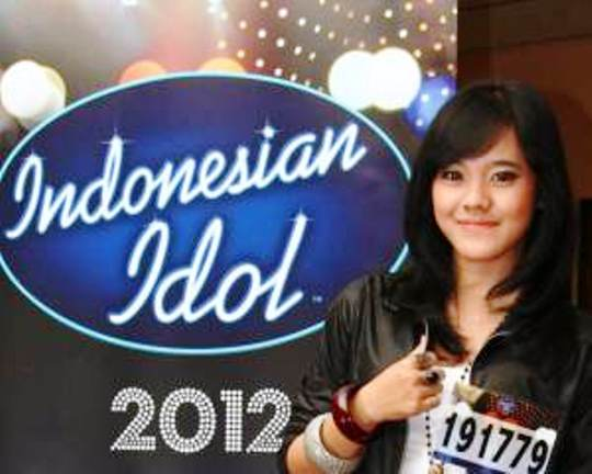 Rosa Idol Eliminasi Indonesian Idol 25 Mei 2012
